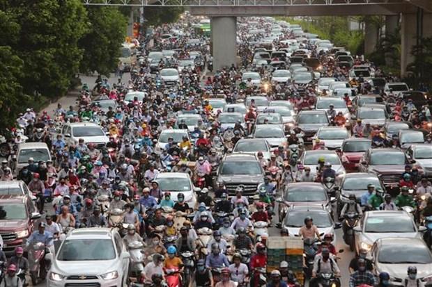 TP.HCM: Thu hoi xe may cu nat de kiem soat khi thai lieu co kha thi? hinh anh 1