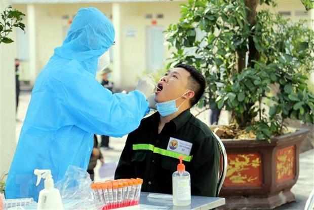 Viet Nam khong ghi nhan ca mac moi COVID-19 trong sang 6/2 hinh anh 2