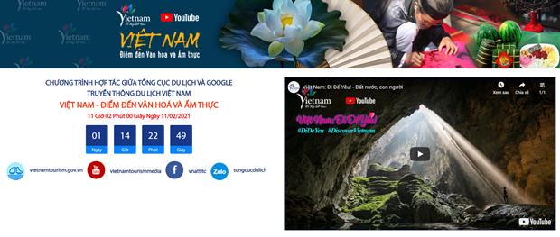 """Chuan bi ra mat video clip """"Viet Nam - Diem den van hoa va am thuc"""" hinh anh 1"""