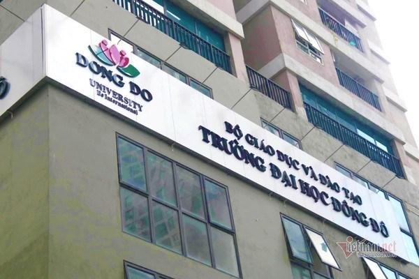 Ket luan dieu tra bo sung vu an tai Truong Dai hoc Dong Do hinh anh 1