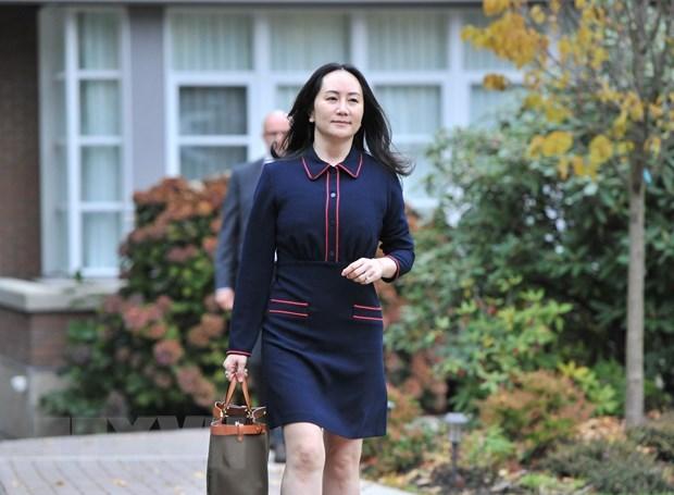 Toa an Anh ra phan quyet bat loi cho CFO cua Huawei hinh anh 1