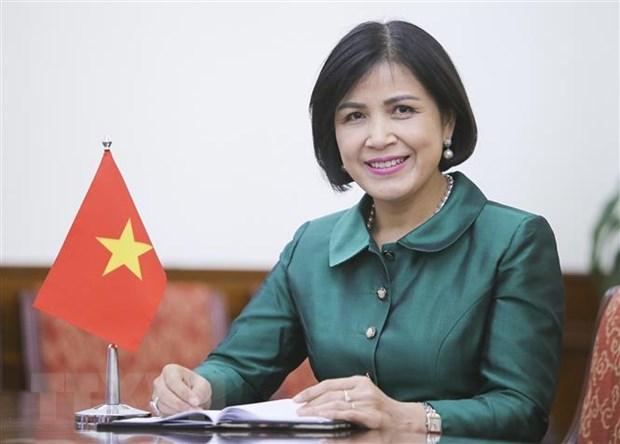 Viet Nam de cao vai tro cua Hoi nghi LHQ ve Thuong mai va Phat trien hinh anh 1