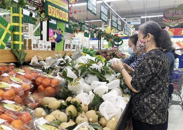 Thang 2/2021, CPI cua Thanh pho Ho Chi Minh tang 1,19% hinh anh 1