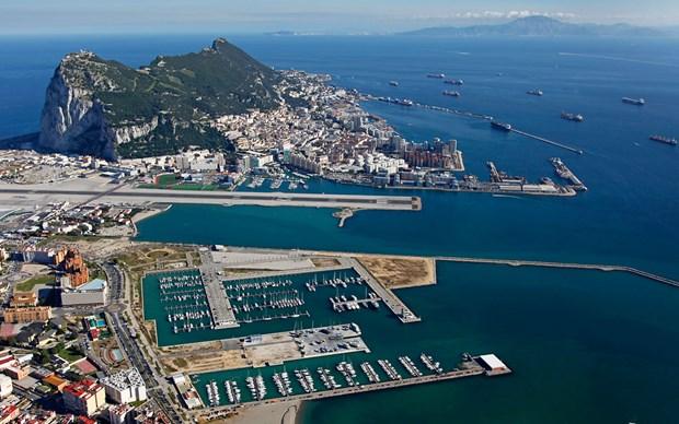 EU khoi kien Anh ra Toa an Cong ly chau Au lien quan den Gibraltar hinh anh 1