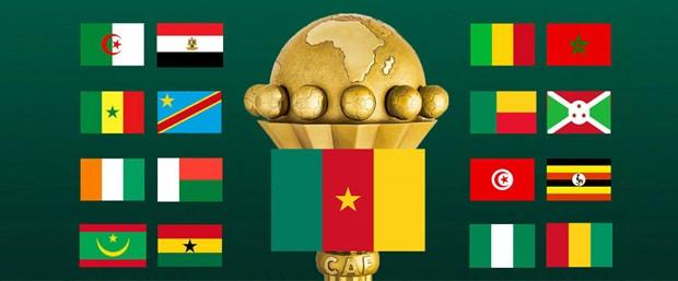 Cup bong da cac quoc gia chau Phi se khai mac tai Cameroon hinh anh 1