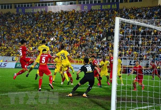 """V-League 2021: Nhung """"con mua"""" ban thang tai vong 7 hinh anh 1"""