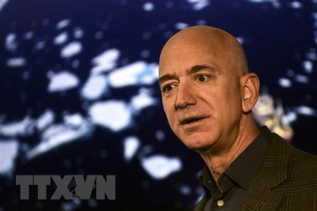 Dang sau loi ung ho ke hoach tang thue cua ty phu Jeff Bezos hinh anh 1