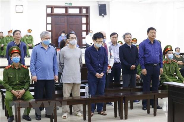 Vu Ethanol Phu Tho: Bay bi cao khang cao, xin mien trach nhiem dan su hinh anh 1