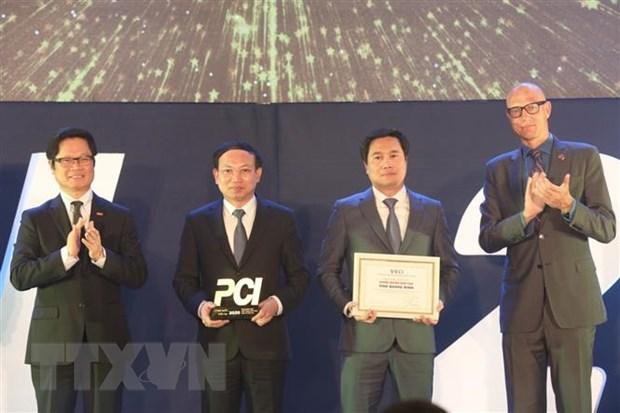 """Quang Ninh """"vuot qua chinh minh"""" de doat quan quan ve PCI nam 2020 hinh anh 1"""