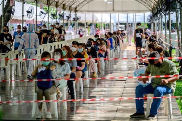Thai Lan ghi nhan so ca tu vong vi COVID-19 theo ngay cao nhat hinh anh 1