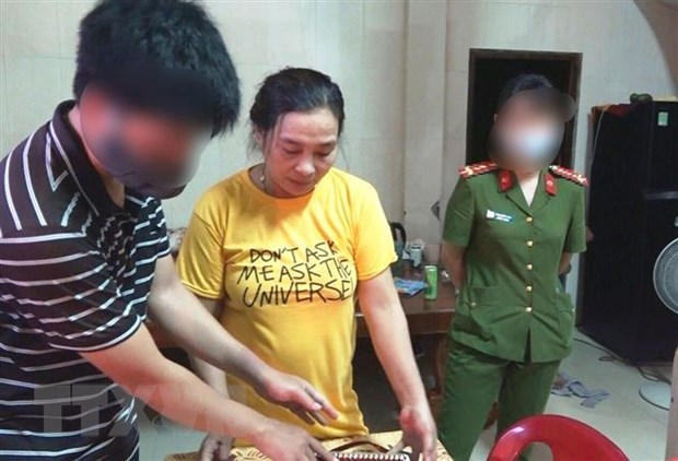 Quang Binh: Triet xoa tu diem mai dam to chuc tai nha rieng hinh anh 1
