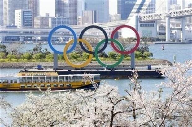 IOC cung cap vaccine COVID-19 cho van dong vien tham du Olympic hinh anh 1