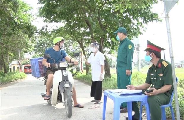 Hung Yen khan cap phong toa va gian cach xa Cam Xa, thi xa My Hao hinh anh 1