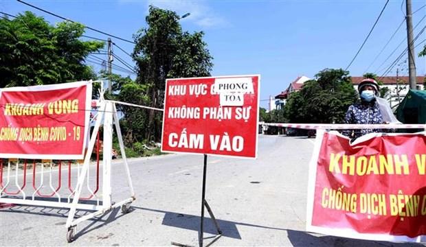 Chieu 10/5: Viet Nam ghi nhan them 16 ca mac COVID-19 trong nuoc hinh anh 2