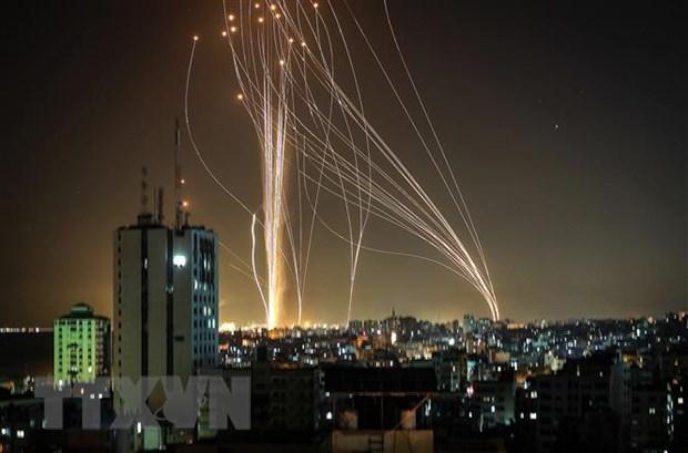 HDBA se hop lan thu ba ve xung dot Israel-Palestine vao ngay 16/5 hinh anh 1