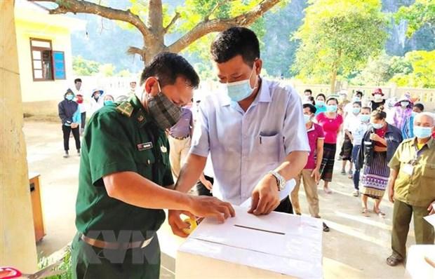 Dai su Trung Quoc danh gia cao cong tac chuan bi bau cu tai Viet Nam hinh anh 2