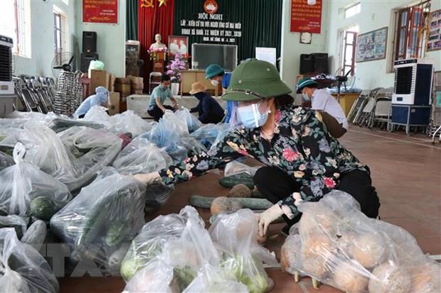 Tinh Bac Ninh chu dong cung ung hang hoa cho nhan dan hinh anh 1