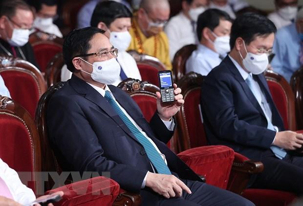 Thu tuong Pham Minh Chinh: Quy vaccine ket noi trai tim, long nhan ai hinh anh 2