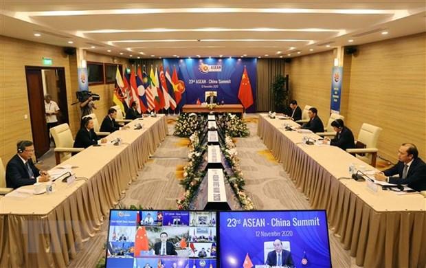 Ky vong xung luc moi cho quan he doi thoai ASEAN-Trung Quoc hinh anh 1