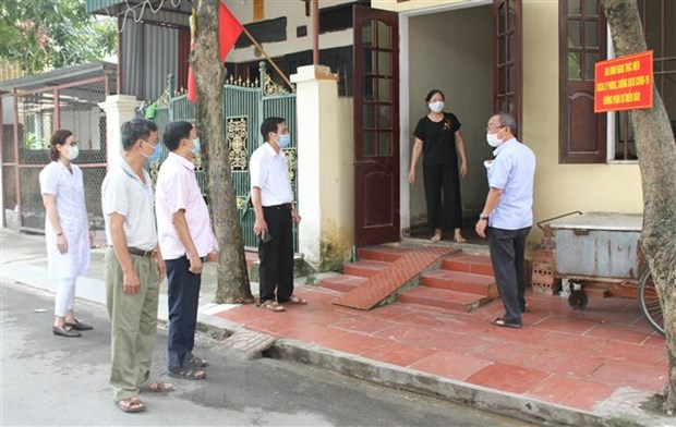 Ninh Binh ghi nhan them mot truong hop tai duong tinh voi SARS-CoV-2 hinh anh 2