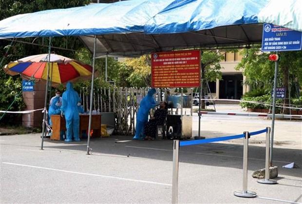 Binh Duong, Ha Tinh, Phu Yen trien khai phong, chong COVID-19 hinh anh 2