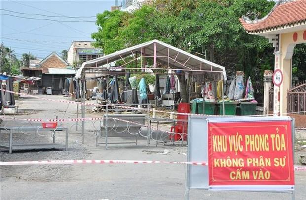 Dong Nai cach ly khu vuc Big C, Tien Giang quyet liet dap dich hinh anh 2