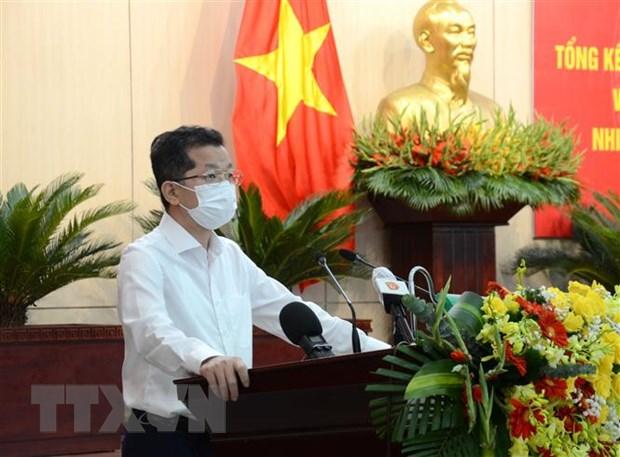 Da Nang, Ninh Thuan tong ket cong tac bau cu dai bieu quoc hoi va HDND hinh anh 1
