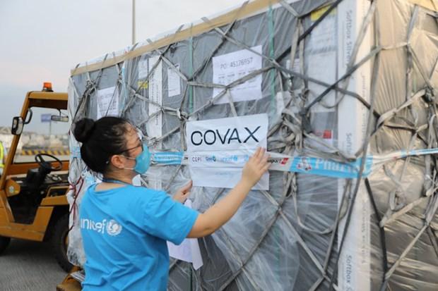 UNICEF se ho tro toi da de Viet Nam tiep can cac loai vaccine hinh anh 1