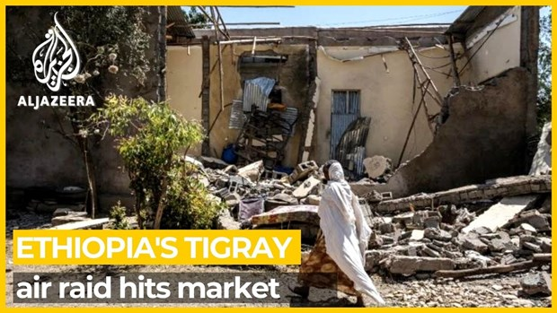 Ethiopia: Khong kich tai vung Tigray gay thuong vong lon hinh anh 1