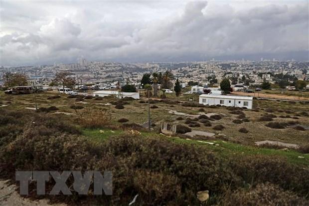Honduras chuyen Dai su quan tai Israel toi Jerusalem hinh anh 1