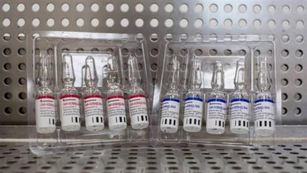 Chinh phu dong y dam phan mua 40 trieu lieu vaccine Sputnik V hinh anh 1