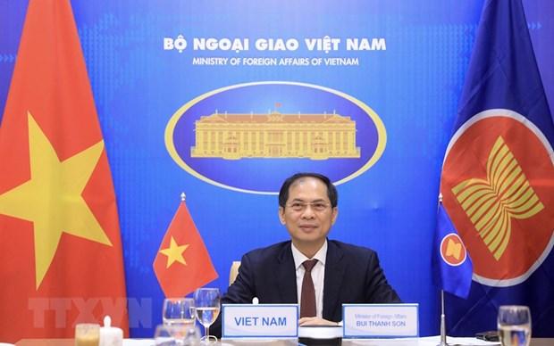 Nhat tri day manh tham van, doi thoai va hop tac ASEAN-Hoa Ky hinh anh 1