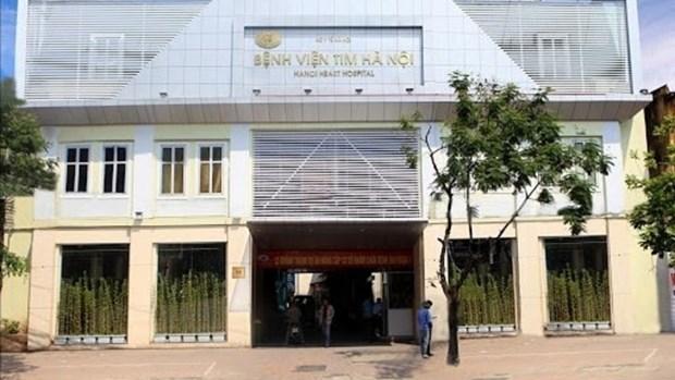 Lien quan vu Benh vien Tim Ha Noi: Khoi to Giam doc Cong ty Hoang Nga hinh anh 1