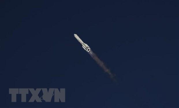 Module phong thi nghiem Nauka cua Nga ghep noi ISS hinh anh 1