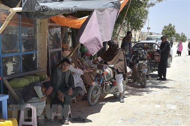 Taliban chiem Kandahar, thanh pho lon thu 2 cua Afghanistan hinh anh 1