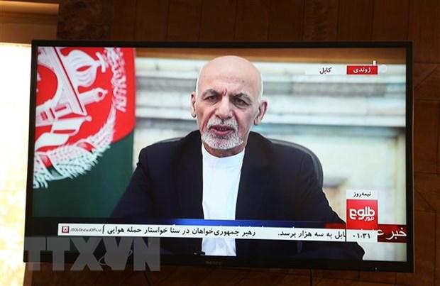Afghanistan: Tong thong Ashraf Ghani thong bao ly do roi dat nuoc hinh anh 1