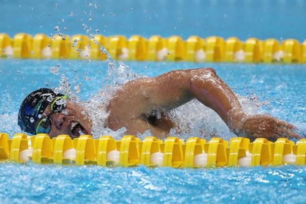 Paralympic Tokyo 2020: Vo Thanh Tung khong the lam nen bat ngo hinh anh 1