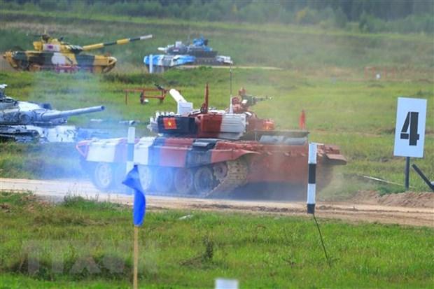 Army Games: Nhieu dong vien danh cho kip xe tang thu hai cua Viet Nam hinh anh 1
