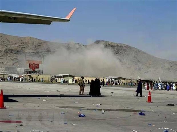 Tinh hinh Afghanistan sau hai vu no bom dam mau tai Kabul hinh anh 1