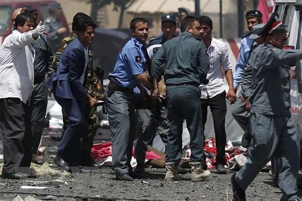 Tinh hinh Afghanistan sau hai vu no bom dam mau tai Kabul hinh anh 2