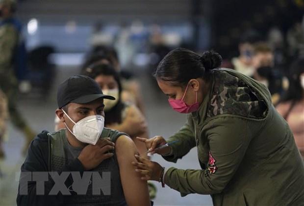 Mexico che tao khau trang co kha nang diet virus SARS-CoV-2 hinh anh 1