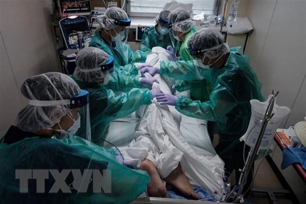 Nhat Ban phat hien mot bien the Delta moi cua virus SARS-CoV-2 hinh anh 1
