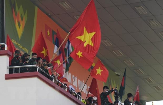 "Army Games: Viet Nam gianh chien thang chung cuoc ""Xa thu ban tia"" hinh anh 1"