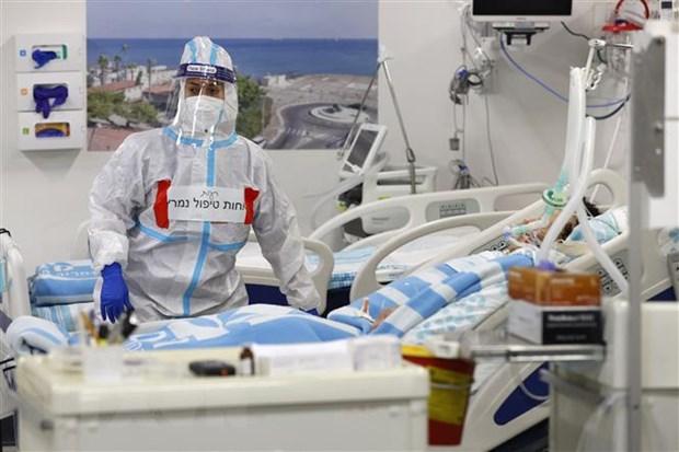 Di dau ve tiem chung, vi sao Israel van