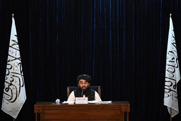 Taliban du kien thoi diem chinh phu moi tai Afghanistan nham chuc hinh anh 1