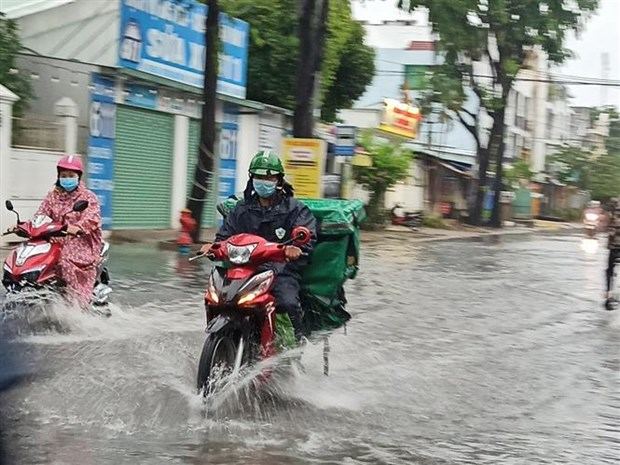Tu dem 13/9 den ngay 14/9, Thanh Hoa den Quang Binh co noi mua rat to hinh anh 1