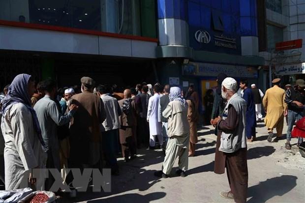 G20 to chuc hoi nghi thuong dinh ve Afghanistan sau ky hop DHD LHQ hinh anh 1