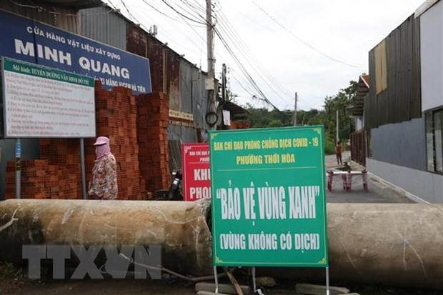 """Binh Duong chuan bi khoi phuc san xuat sau """"binh thuong moi"""" hinh anh 1"""