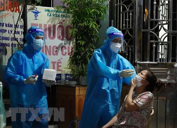 Thu truong Tran Van Thuan: Bo Y te chua mua test khang nguyen nhanh hinh anh 3