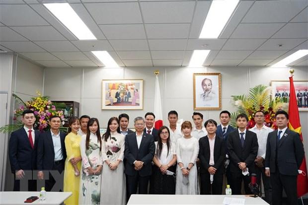 Nhat Ban: Hoi nguoi Viet Nam tai Fukuoka to chuc dai hoi lan thu 2 hinh anh 1
